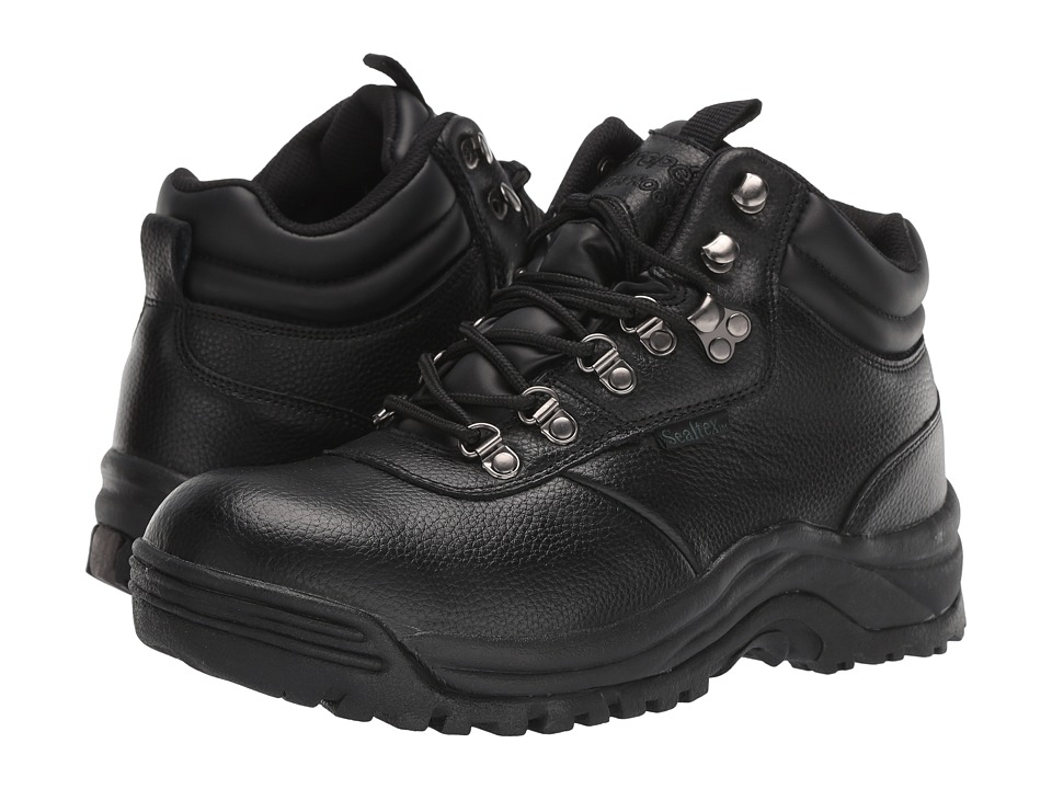 Propet - Cliff Walker Medicare/HCPCS Code = A5500 Diabetic Shoe (Black) Men