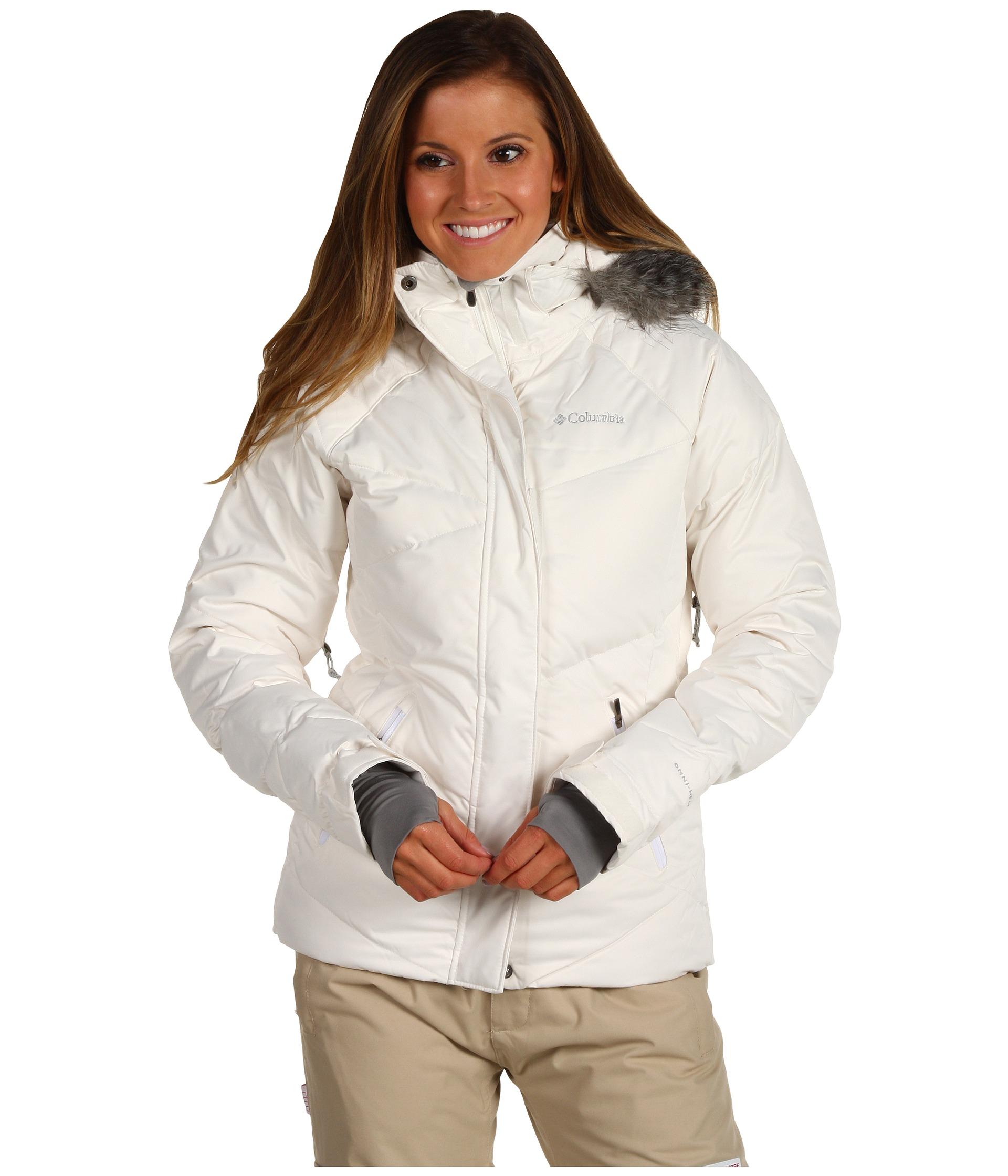 113 Куртки коламбия женские зимние