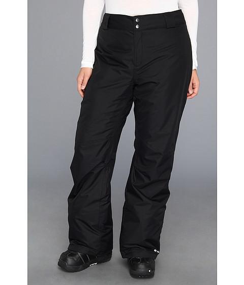 Columbia - Plus Size Bugaboo Pant (Black) - Apparel