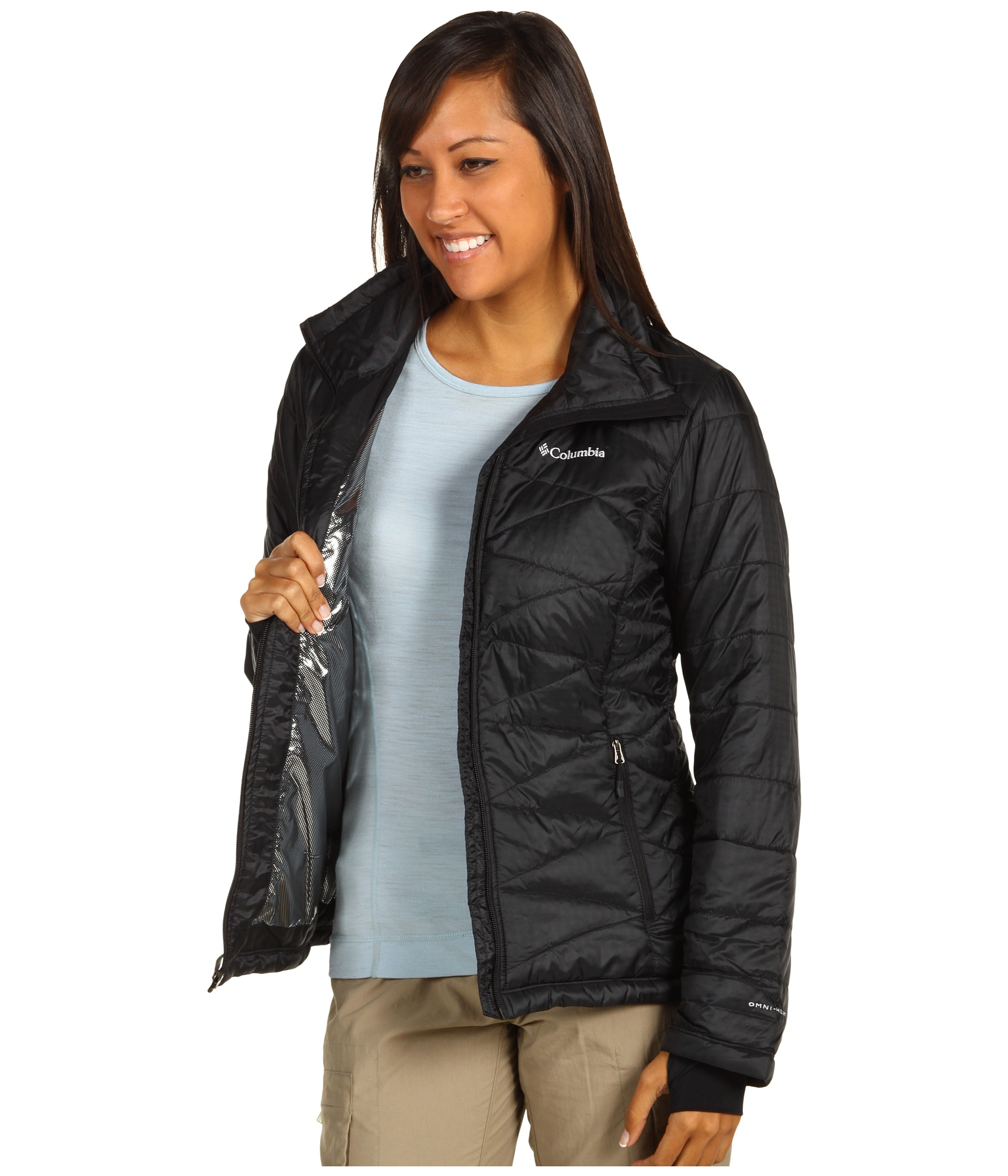 Columbia Mighty Lite™ III Jacket at Zappos.com