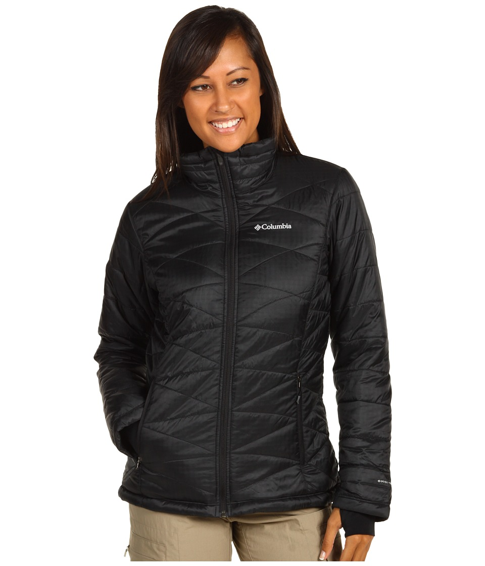 Columbia Mighty Lite III Jacket (Black) Women