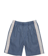 Charlie Rocket - Twill Short With Side Stripe (Infant)