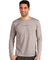 Prana - Heathered Performance L/S Tee