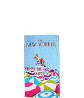 Home Source International - The New Yorker On Duty Beach Towel