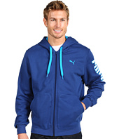 PUMA - Fleece Hooded Track Jacket