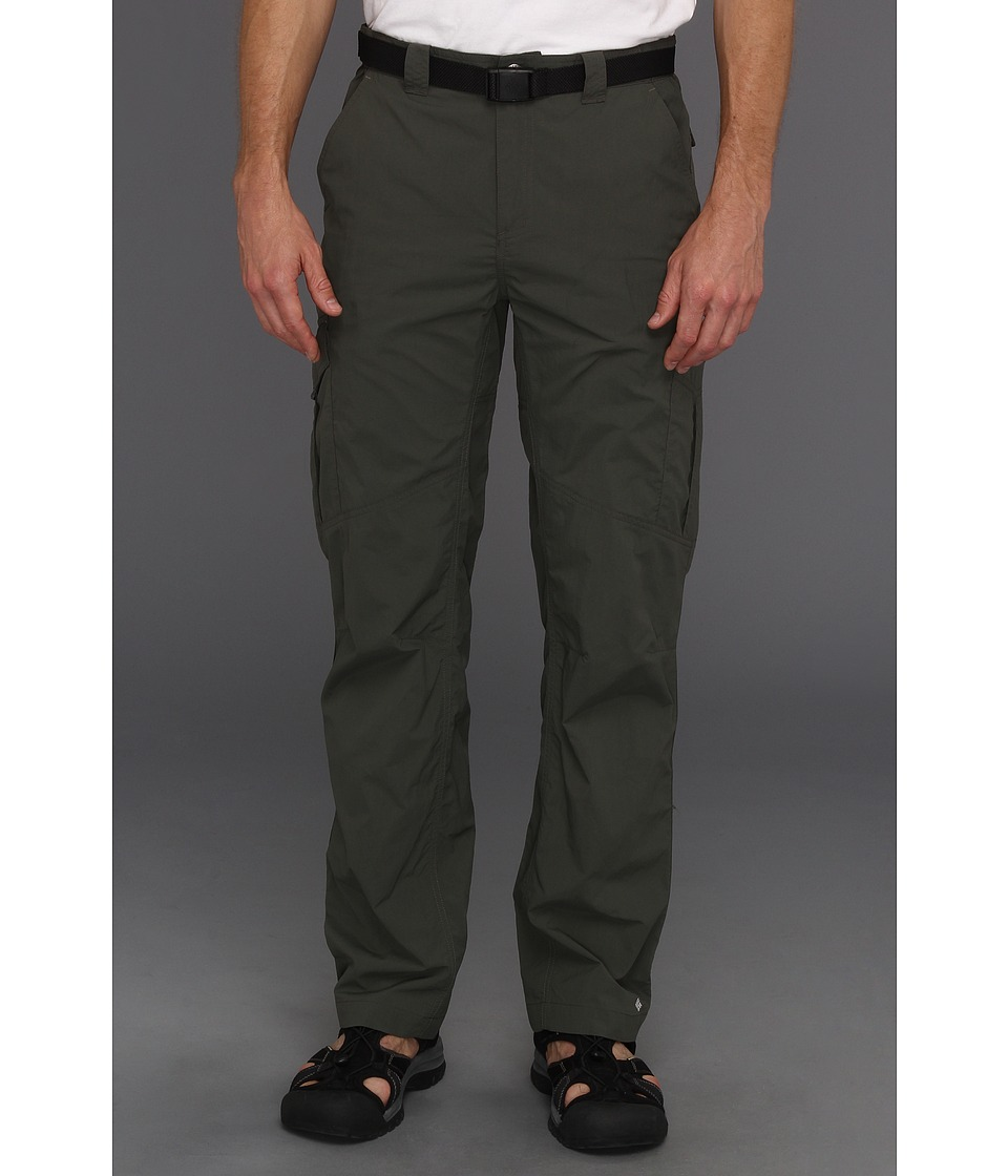 Columbia Silver Ridgetm Cargo Pant (Gravel) Men
