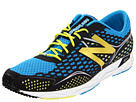 New Balance - MRC1600 (Kinetic Blue/Black) - Footwear