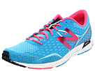 New Balance - WRC1600 (Aquarius/Pink) - Footwear
