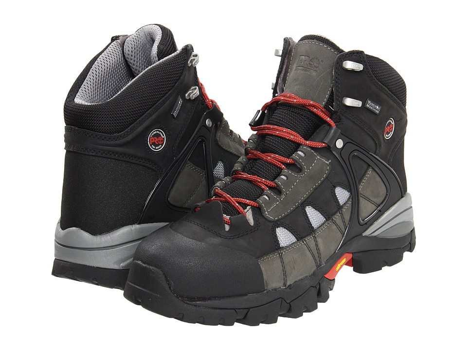 Timberland PRO - Hyperion WP XL Soft Toe (Slate) Mens Work Boots