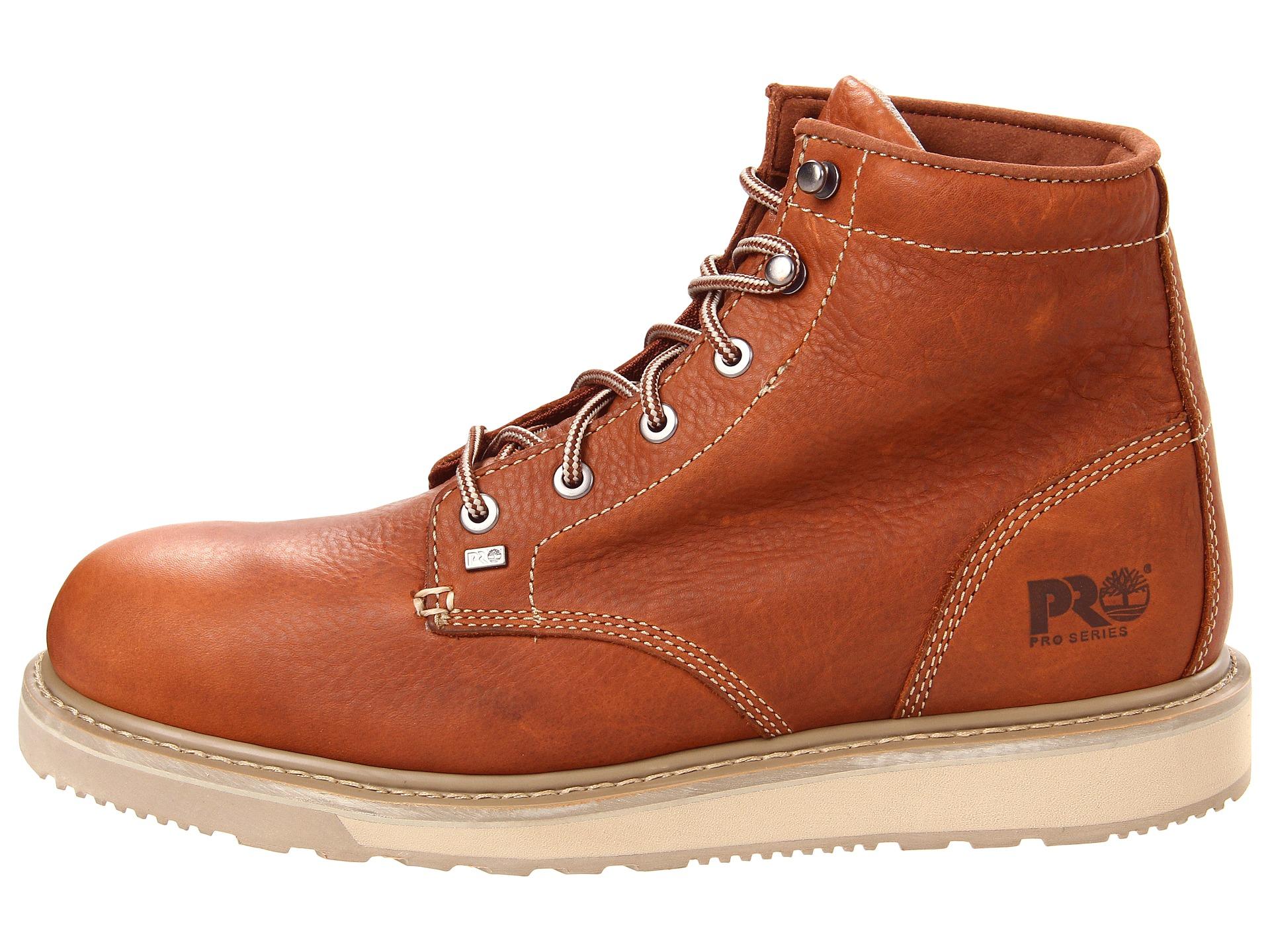 timberland pro barstow wedge plain soft toe shipped free