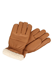 UGG - Deerskin Leather Shearling Cuff Glove