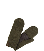 UGG - Fingerless Flip Mitt Glove w/ Leather Palm
