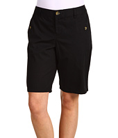 Dockers Petite - Petite Button Pocket Bermuda Short