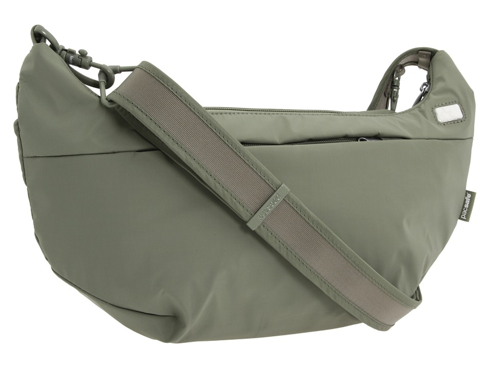 Pacsafe - SlingSafe 250 GII Anti-Theft Handbag (Cypress) Hobo Handbags
