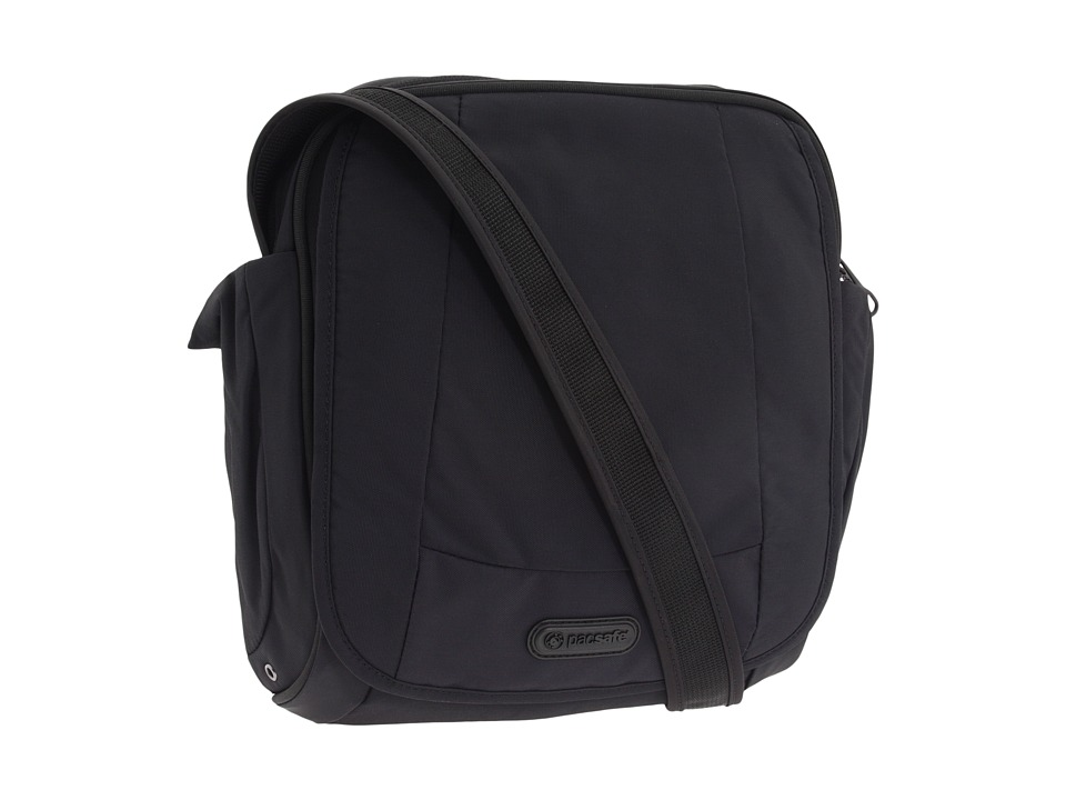 Pacsafe MetroSafe 200 GII Anti-Theft Shoulder Bag (Black) Computer Bags