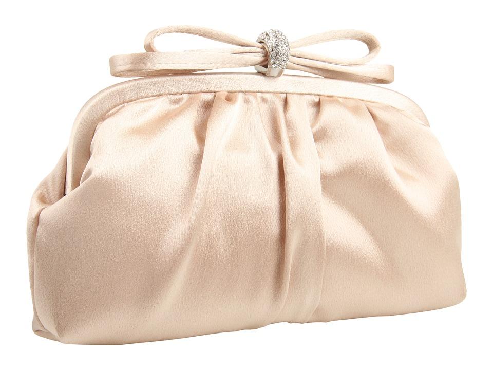 Nina - Lani (Champagne) Clutch Handbags
