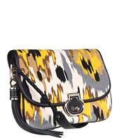 Rafe New York - Angela Ikat Print Flap Clutch