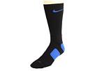 Nike Nike Elite Basketball Crew 1-Pair Pack (Black/Game Royal/(Game Royal)