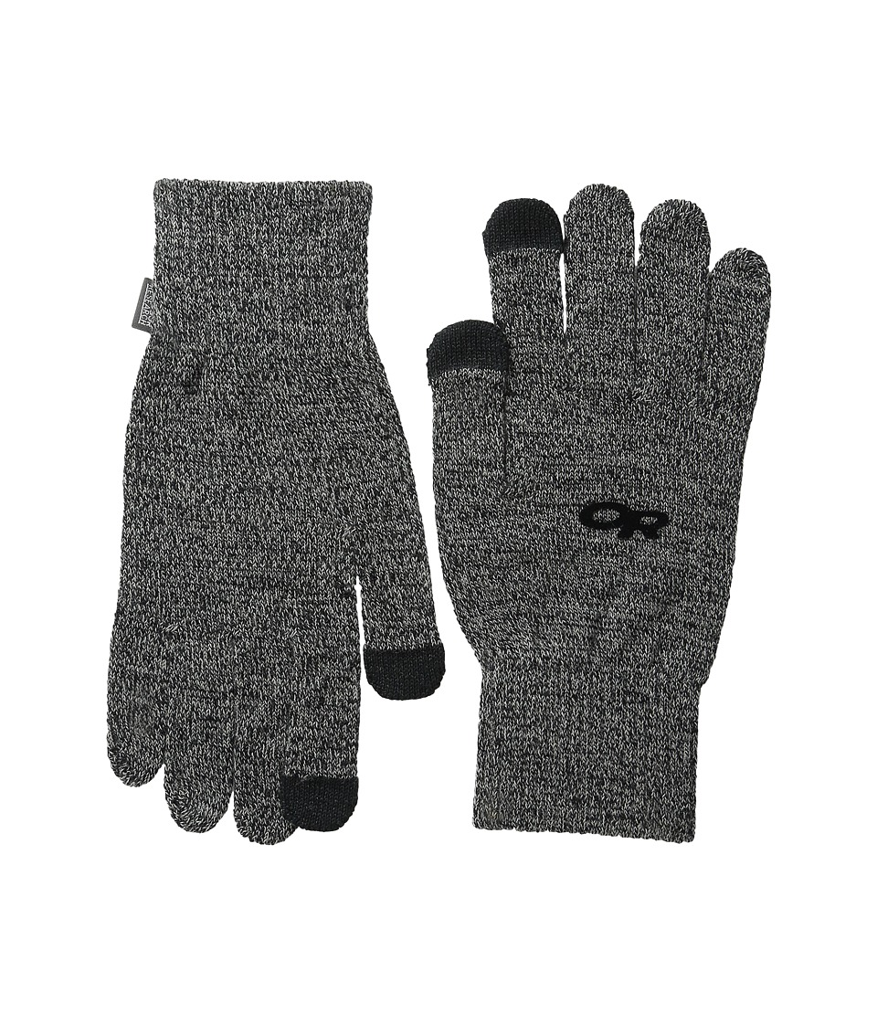 Outdoor Research - Biosensor Liners (Charcoal) Extreme Cold Weather Gloves