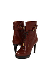Burberry - Brogue Platform Ankle Boots