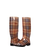Burberry - Haymarket Check Rainboots