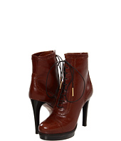 Burberry - Brogue Platform Lace-Up Ankle Boots