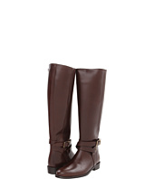 Burberry - Equestrian Leather Boots