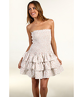 Betsey Johnson - Garden Party Smocked Dress