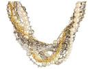 Nina - Monique Pearl Torsade Necklace