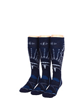Smartwool - PhD Snow Gallery Anthony Boronowski 3-Pack