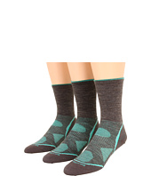 Smartwool - Women's PhD Outdoor Ultra Light Crew 3-Pack