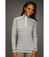 Smartwool - Women's Midweight Pattern Zip T-Neck Top