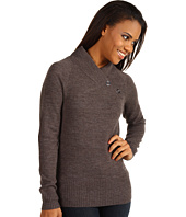 Smartwool - Women's Willow Lake Button Mock Neck Sweater