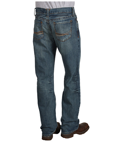 Ariat M4 Low Rise Boot Cut in Scoundrel