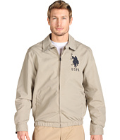 U.S. Polo Assn - Golf Jacket- Solid Big PP
