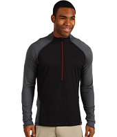 Smartwool - Men's PhD® Lightweight Wind Zip T