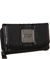 Fox - Gas Line Trifold Checkbook Wallet