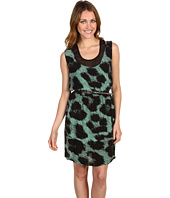 Kensie - Animal Print Sleeveless Dress