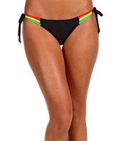 Volcom - Stoned Dread Tie Side Rouched Skimpy Bottom