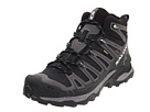 Salomon - X Ultra Mid GORE-TEX (Black/Autobahn) -