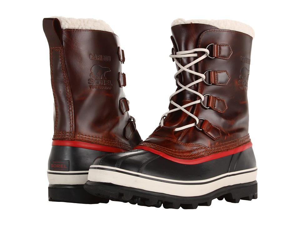 SOREL - Caribou Wool (Burro) Men