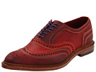 Allen-Edmonds - Neumok (Red Leather) - Footwear