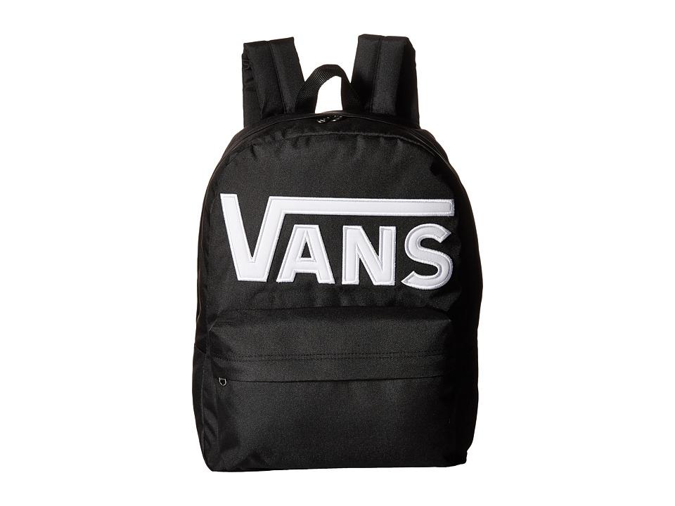 Vans - Old Skool II Backpack (Black/White) Backpack Bags