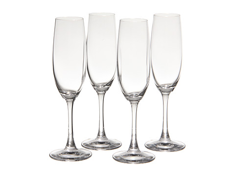 Spiegelau winelovers champagne flute four piece gift box - Spiegelau champagne flute ...