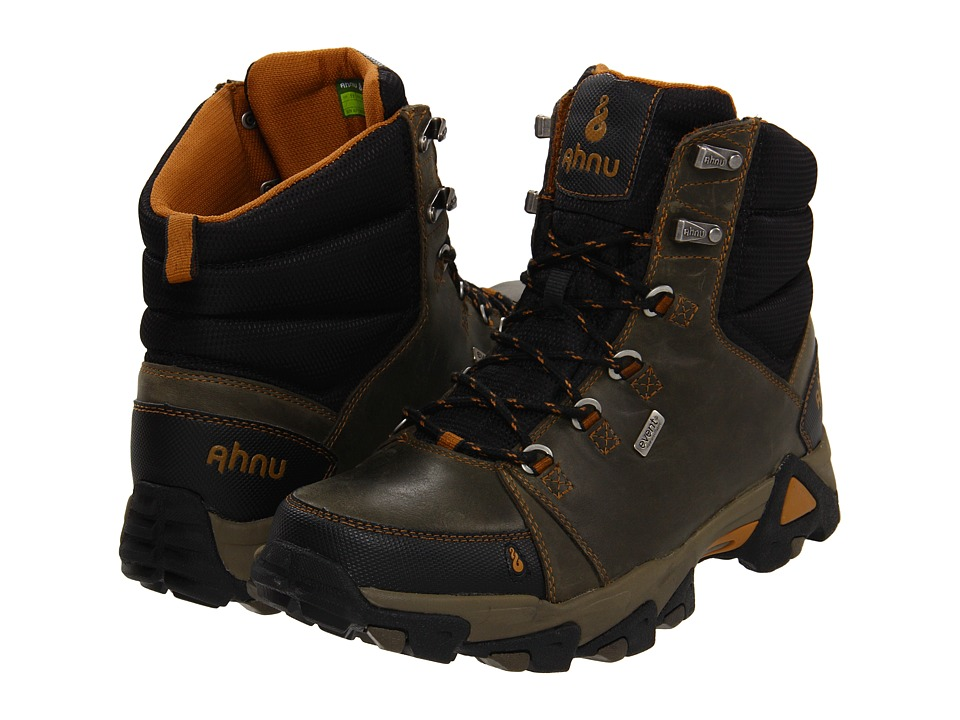 Ahnu - Coburn (Dark Olive) Men