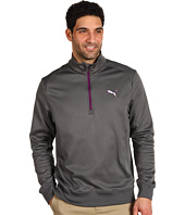 PUMA Golf - Golf Solid 1/4 Zip Popover
