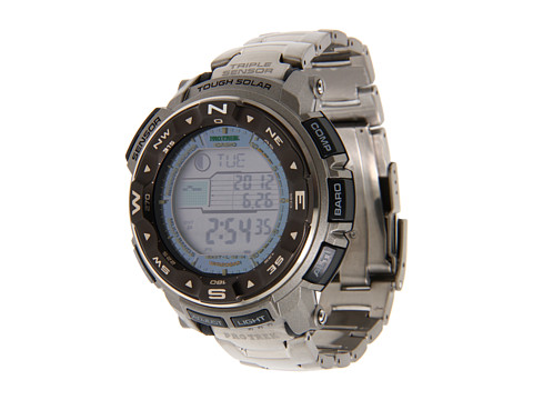 G-Shock Pro Trek 200 M WR Triple Sensor Watch