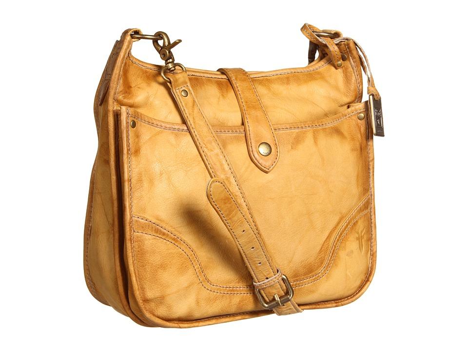 Frye - Campus Crossbody (Banana) Cross Body Handbags