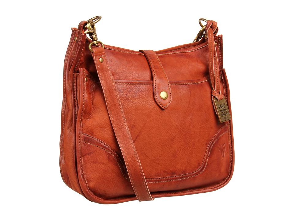 Frye - Campus Crossbody (Saddle) Cross Body Handbags