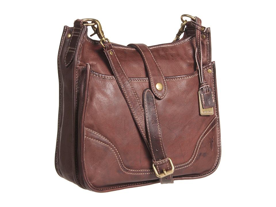 Frye - Campus Crossbody (Walnut) Cross Body Handbags
